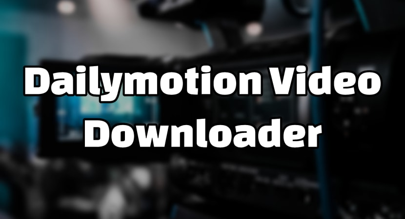 Dailymotion Video Downloader - Online Dailymotion Video to MP4